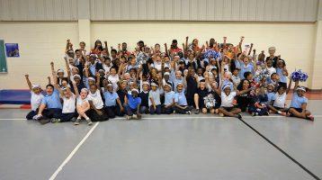 Atlanta Falcons visit ICS
