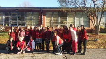 ICS Staff Celebrates International Women's Day