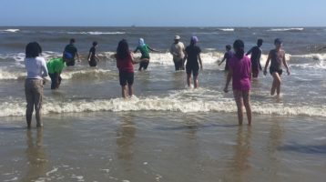 5th Grade Residential Trip to St. Simons Island