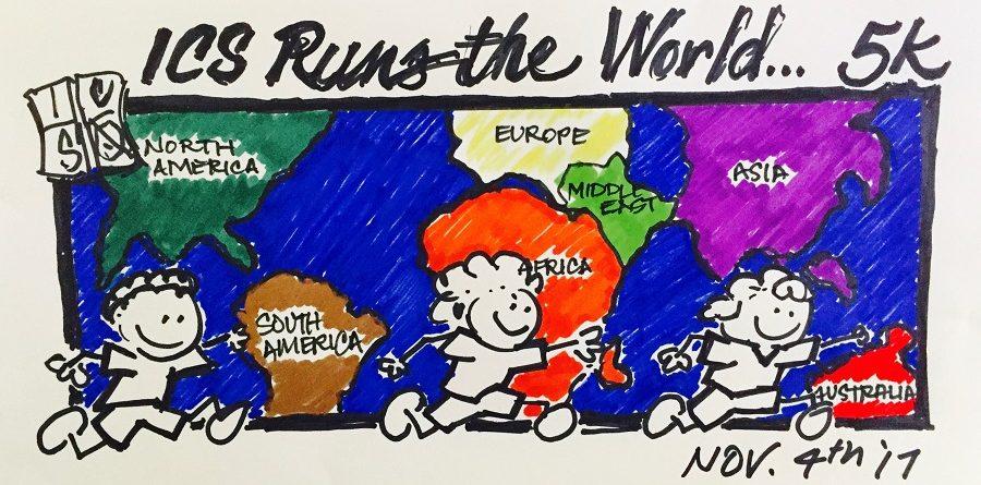 ICS Runs the World – 5K & 1 Mile