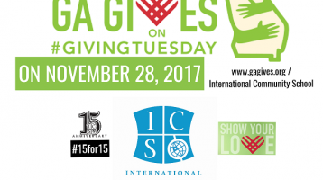 GA Gives Day – November 28, 2017