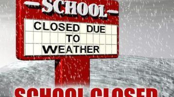 No School Tomorrow, January 17, 2018