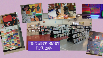 Fine Arts Night 2018