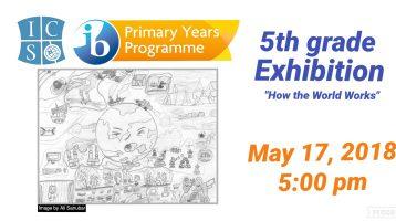 5th Grade IB Exhibition