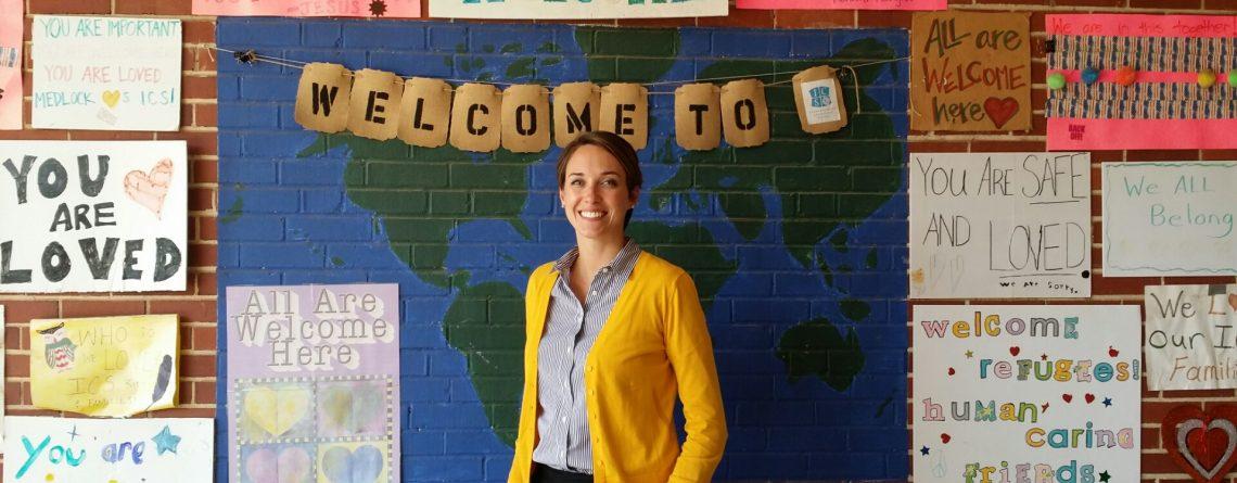 Meet Our New Principal, Ms. Allen