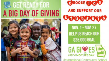 GaGives Day on GivingTuesday 2018