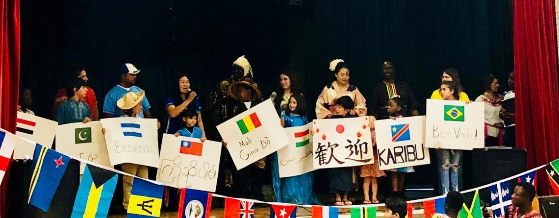International Community School Holds U.N. Celebration