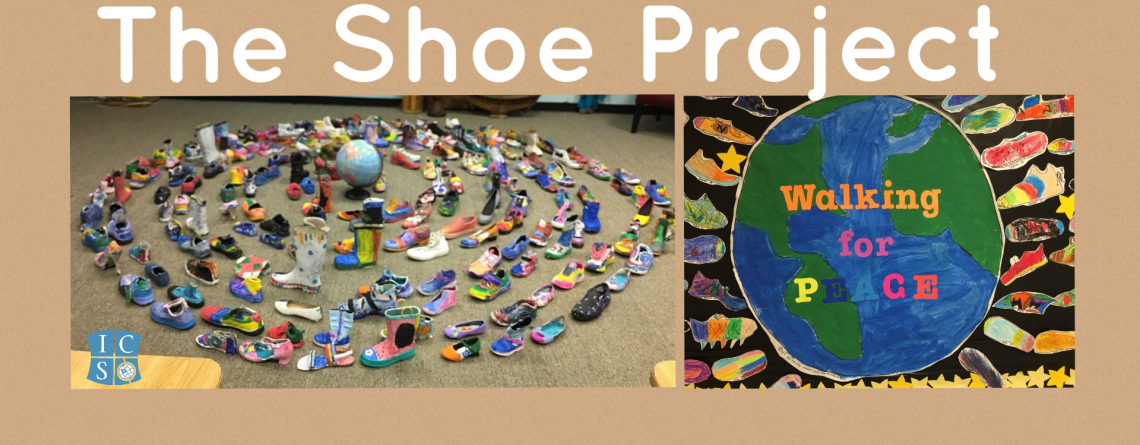Walking For Peace: The Shoe Project